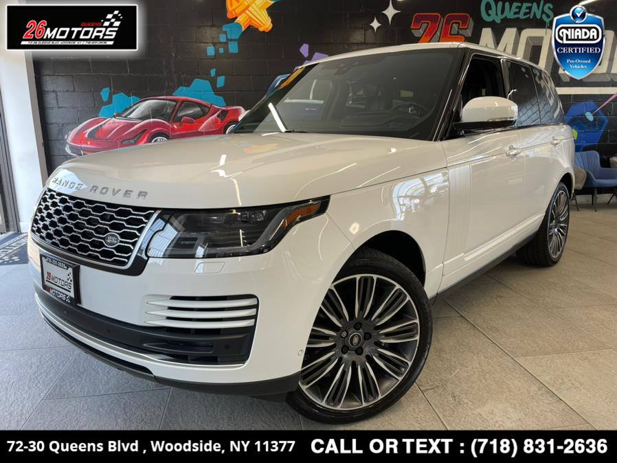 Used Land Rover Range Rover V8 Supercharged SWB 2018 | 26 Motors Queens. Woodside, New York