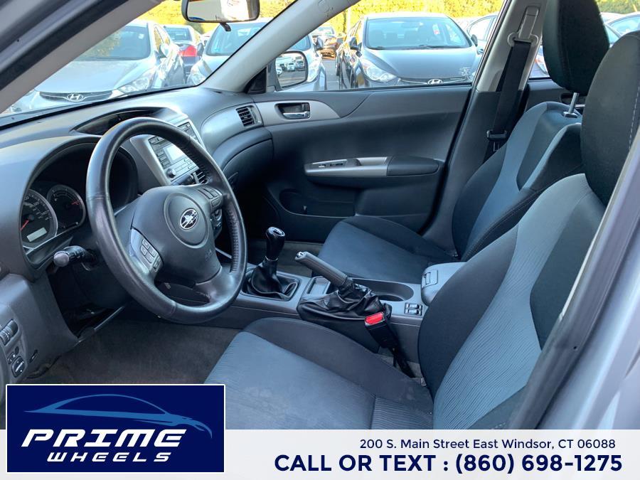 Used Subaru Impreza Wagon 5dr Man Outback Sport 2008 | Prime Wheels. East Windsor, Connecticut
