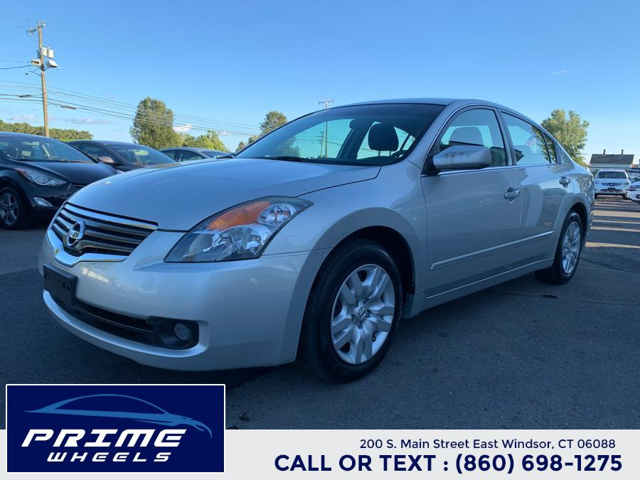 Used 2009 Nissan Altima in East Windsor, Connecticut | Prime Wheels. East Windsor, Connecticut