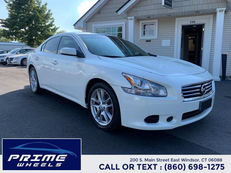 Used 2014 Nissan Maxima in East Windsor, Connecticut | Prime Wheels. East Windsor, Connecticut