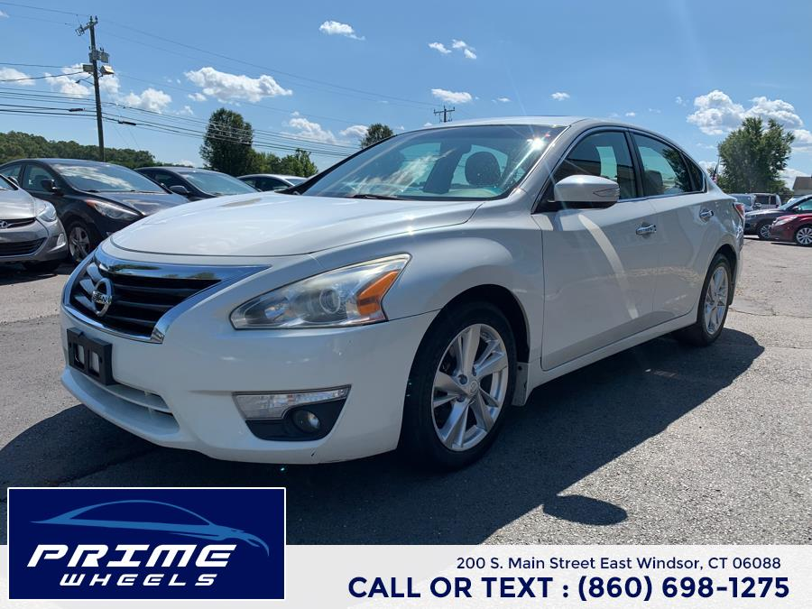 Used 2013 Nissan Altima in East Windsor, Connecticut | Prime Wheels. East Windsor, Connecticut