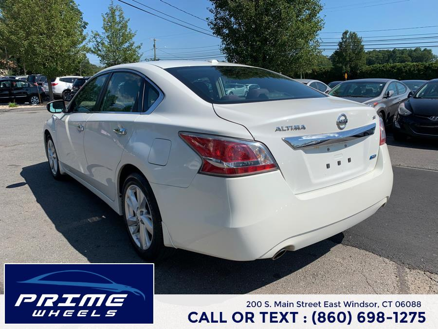 Used Nissan Altima 4dr Sdn I4 2.5 S 2013 | Prime Wheels. East Windsor, Connecticut