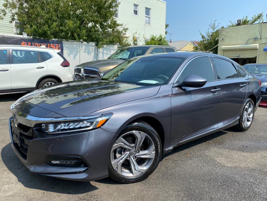 Used Honda Accord Sedan EX 1.5T CVT 2019   Sunrise Autoland. Jamaica, New York