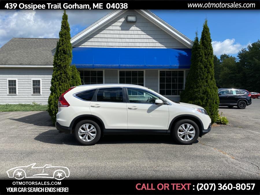 Used Honda CR-V EX-L 2013 | Ossipee Trail Motor Sales. Gorham, Maine