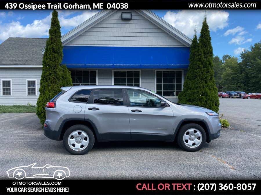 Used Jeep Cherokee 4WD 4dr Sport 2014 | Ossipee Trail Motor Sales. Gorham, Maine