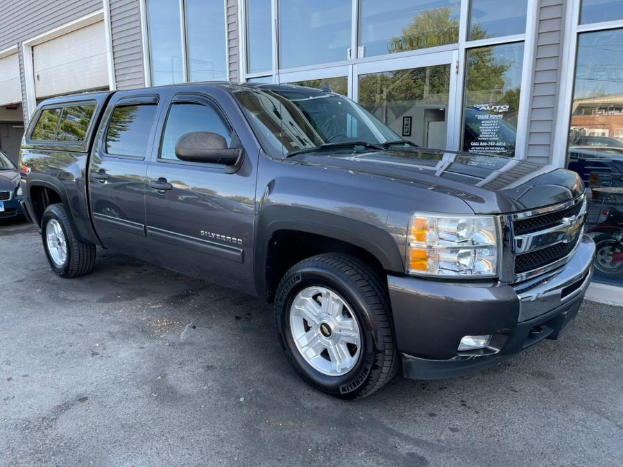 "Used Chevrolet Silverado 1500 4WD Crew Cab 143.5"" LT 2010   Chris's Auto Clinic. Plainville, Connecticut"