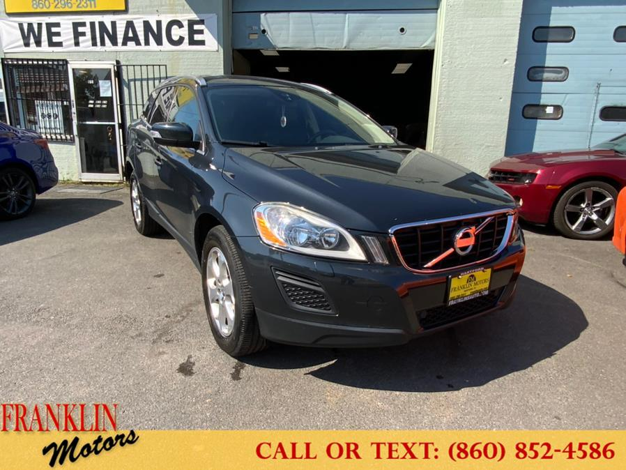 Used 2013 Volvo XC60 in Hartford, Connecticut | Franklin Motors Auto Sales LLC. Hartford, Connecticut