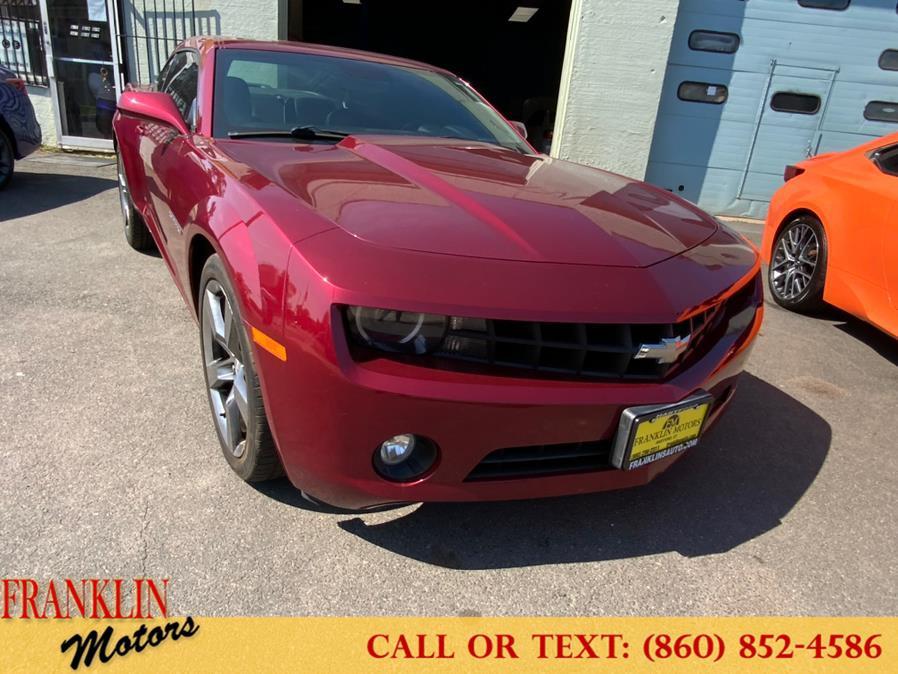 Used Chevrolet Camaro 2dr Cpe 2LT 2011 | Franklin Motors Auto Sales LLC. Hartford, Connecticut