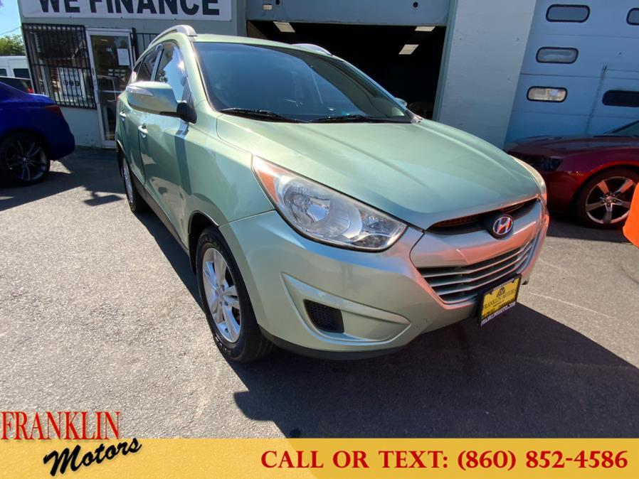 Used 2012 Hyundai Tucson in Hartford, Connecticut | Franklin Motors Auto Sales LLC. Hartford, Connecticut
