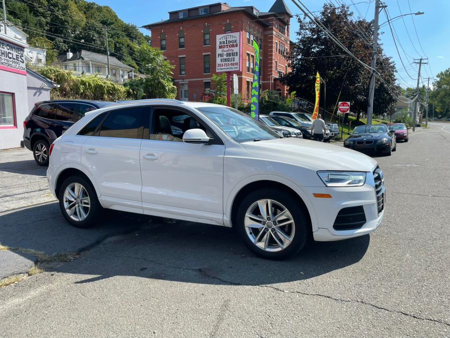 Used 2016 Audi Q3 in Derby, Connecticut | Bridge Motors LLC. Derby, Connecticut