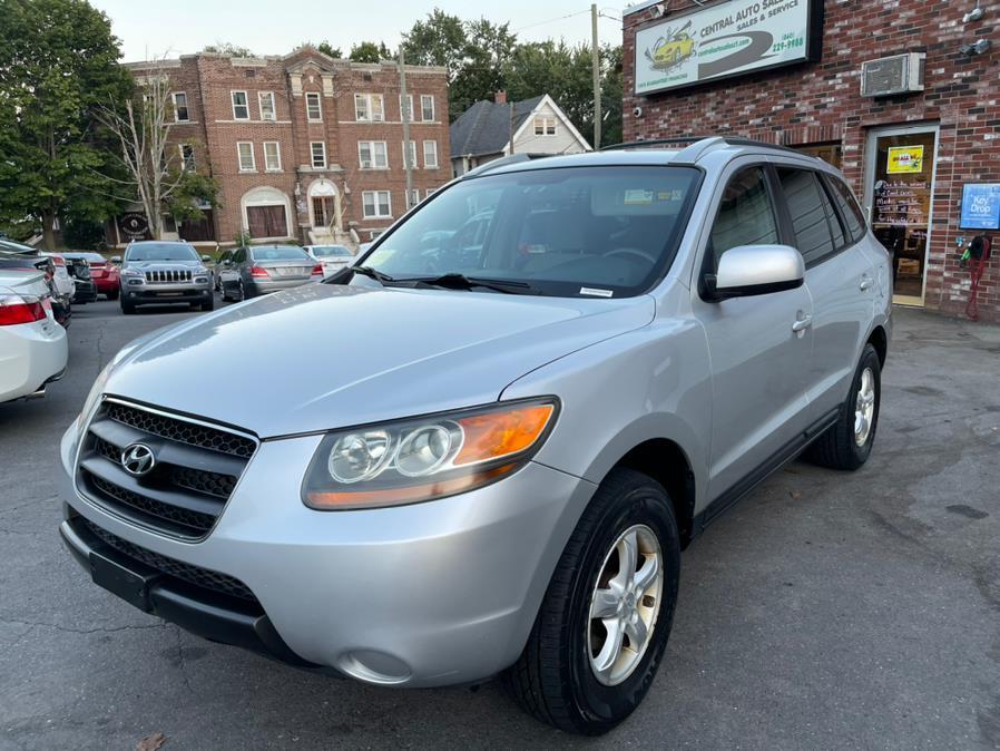 Used 2007 Hyundai Santa Fe in New Britain, Connecticut | Central Auto Sales & Service. New Britain, Connecticut