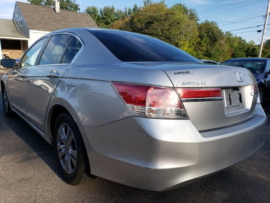 Used Honda Accord Sdn 4dr I4 Auto SE 2012   ODA Auto Precision LLC. Auburn, New Hampshire