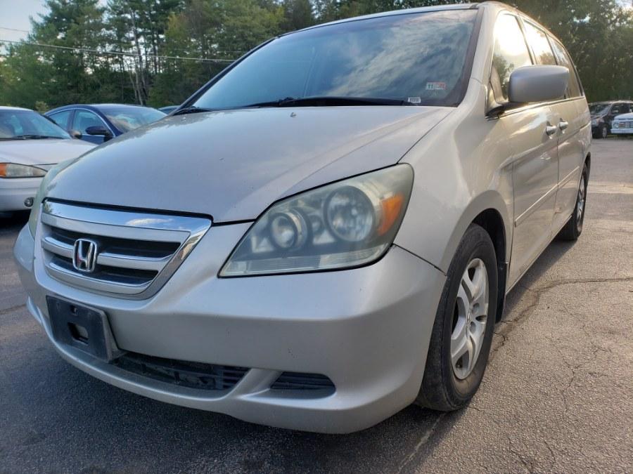 Used 2005 Honda Odyssey in Auburn, New Hampshire | ODA Auto Precision LLC. Auburn, New Hampshire