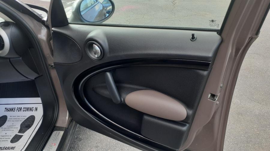 Used MINI Cooper Countryman AWD 4dr S ALL4 2012 | Wonderland Auto. Revere, Massachusetts