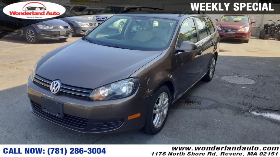 Used 2011 Volkswagen Jetta SportWagen in Revere, Massachusetts | Wonderland Auto. Revere, Massachusetts