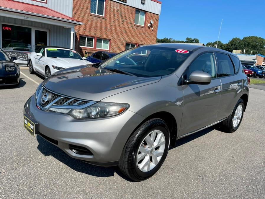 Used Nissan Murano AWD 4dr SL 2011 | Mike And Tony Auto Sales, Inc. South Windsor, Connecticut