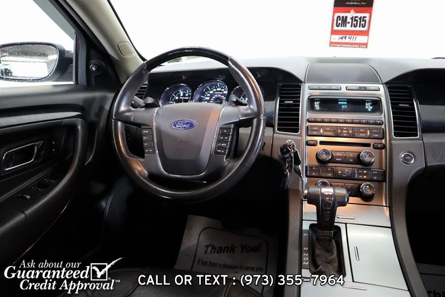 Used Ford Taurus Limited 2010   City Motor Group Inc.. Haskell, New Jersey