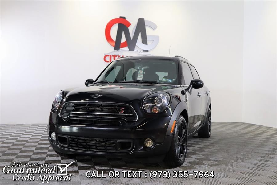 Used 2016 Mini Cooper s Countryman in Haskell, New Jersey | City Motor Group Inc.. Haskell, New Jersey