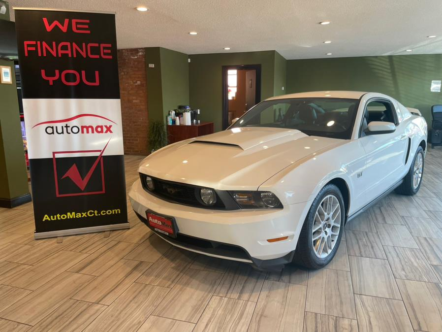 Used Ford Mustang 2dr Cpe GT 2010 | AutoMax. West Hartford, Connecticut