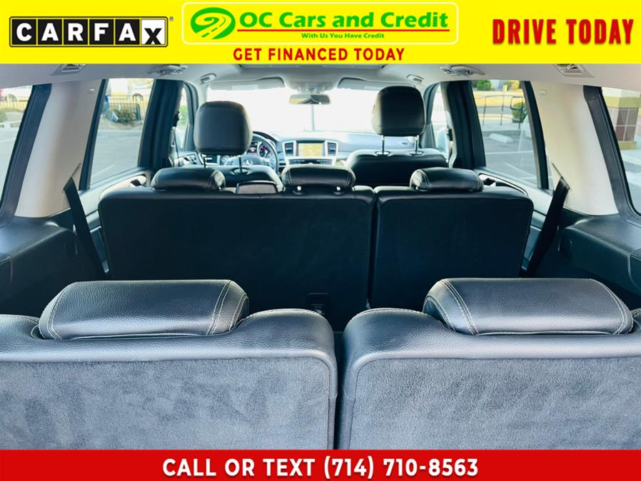 Used Mercedes-Benz GL-Class 4MATIC 4dr GL450 2014 | OC Cars and Credit. Garden Grove, California