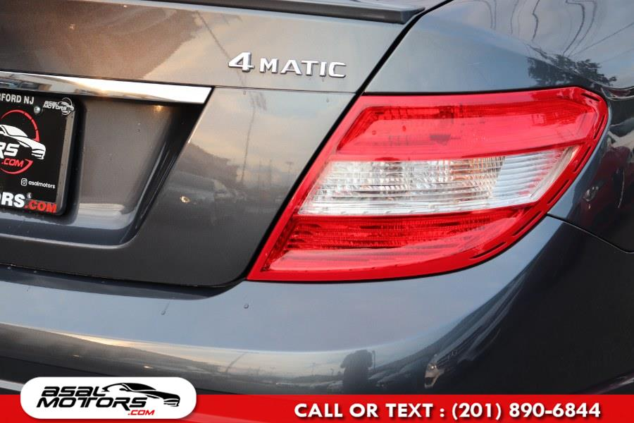 Used Mercedes-Benz C-Class 4dr Sdn C300 Sport 4MATIC 2011 | Asal Motors. East Rutherford, New Jersey