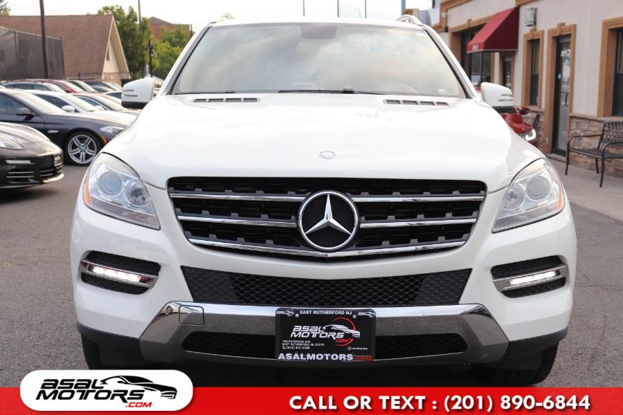 Used Mercedes-Benz M-Class 4MATIC 4dr ML 350 2013 | Asal Motors. East Rutherford, New Jersey