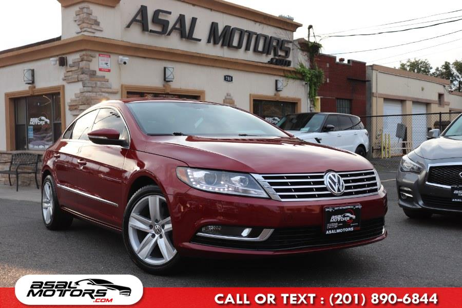 Used Volkswagen CC 4dr Sdn DSG Sport PZEV 2014 | Asal Motors. East Rutherford, New Jersey