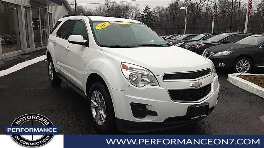 Used 2013 Chevrolet Equinox in Wilton, Connecticut   Performance Motor Cars Of Connecticut LLC. Wilton, Connecticut