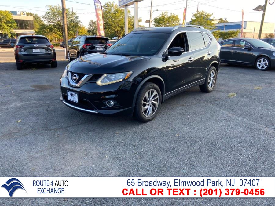 Used Nissan Rogue AWD 4dr SV 2014   Route 4 Auto Exchange. Elmwood Park, New Jersey
