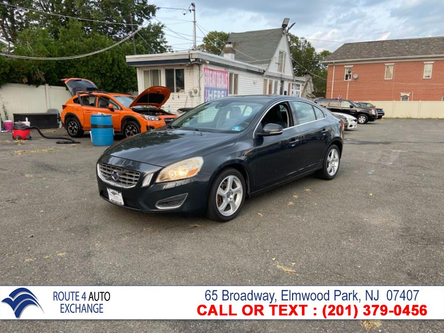 Used Volvo S60 4dr Sdn T5 FWD 2013   Route 4 Auto Exchange. Elmwood Park, New Jersey