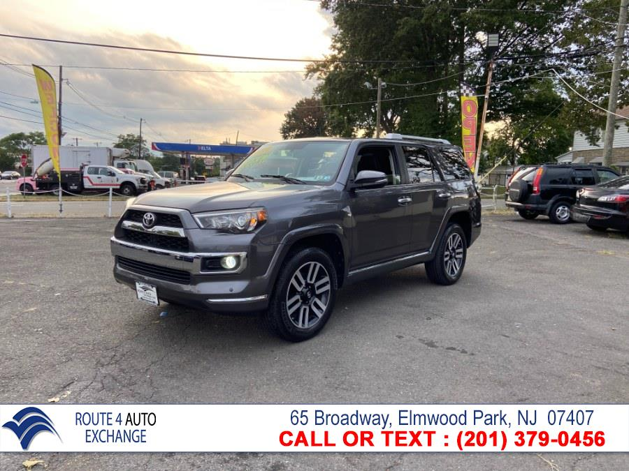 Used Toyota 4Runner 4WD 4dr V6 Limited 2014 | Route 4 Auto Exchange. Elmwood Park, New Jersey