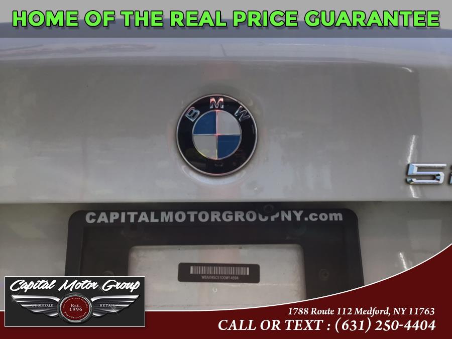 Used BMW 5 Series 4dr Sdn 528i xDrive AWD 2013 | Capital Motor Group Inc. Medford, New York