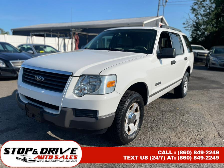 """Used Ford Explorer 4dr 114"""" WB 4.0L XLS 4WD 2006 