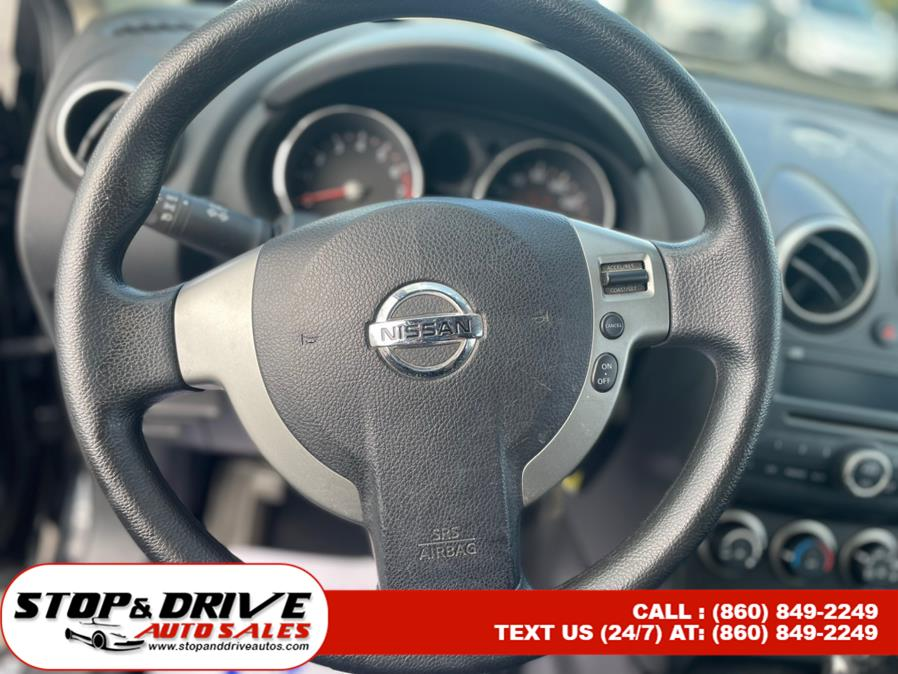 Used Nissan Rogue AWD 4dr S 2010   Stop & Drive Auto Sales. East Windsor, Connecticut
