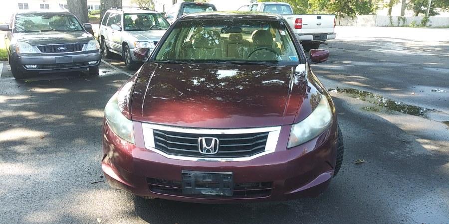 Used 2008 Honda Accord Sdn in South Hadley, Massachusetts | Payless Auto Sale. South Hadley, Massachusetts