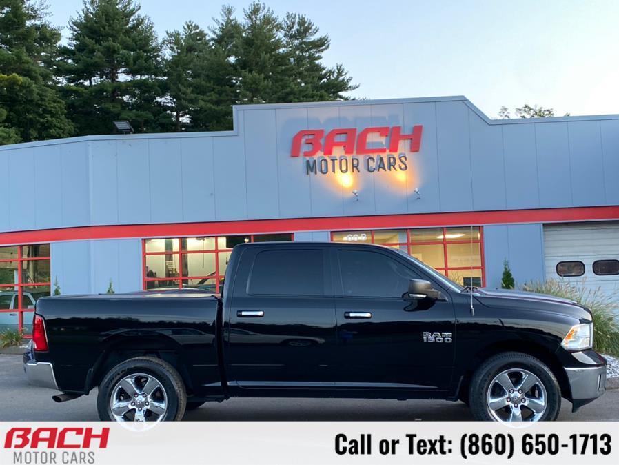"Used Ram 1500 4WD Crew Cab 140.5"" Big Horn 2014   Bach Motor Cars. Canton , Connecticut"