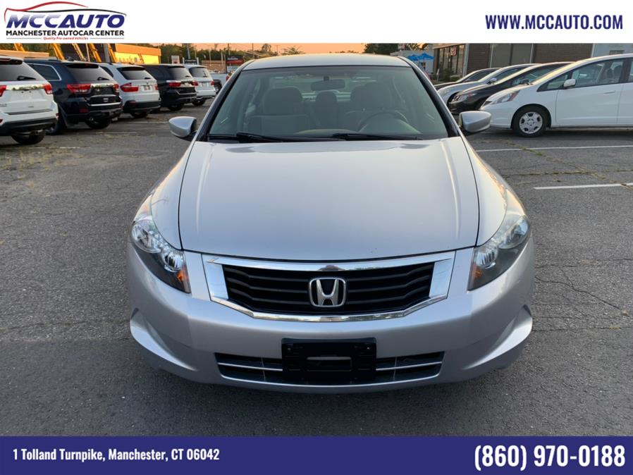 Used Honda Accord Sdn 4dr I4 Auto LX 2010   Manchester Autocar Center. Manchester, Connecticut