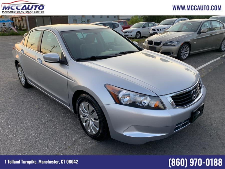 Used 2010 Honda Accord Sdn in Manchester, Connecticut | Manchester Autocar Center. Manchester, Connecticut