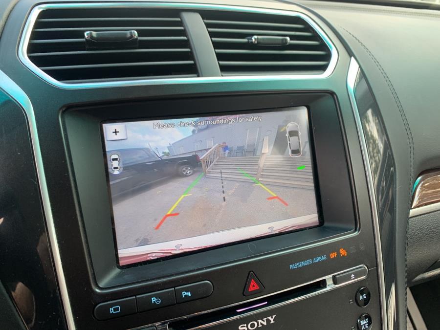 Used Ford Explorer Platinum 4WD 2017 | Auto Haus of Irvington Corp. Irvington , New Jersey
