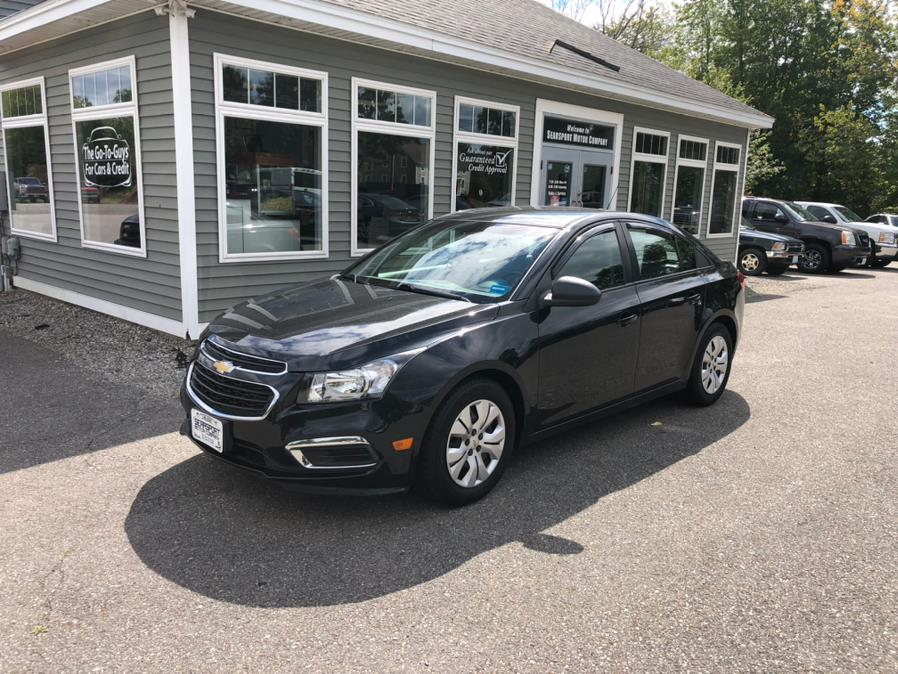 Used Chevrolet Cruze 4dr Sdn Man LS 2015 | Searsport Motor Company. Searsport, Maine