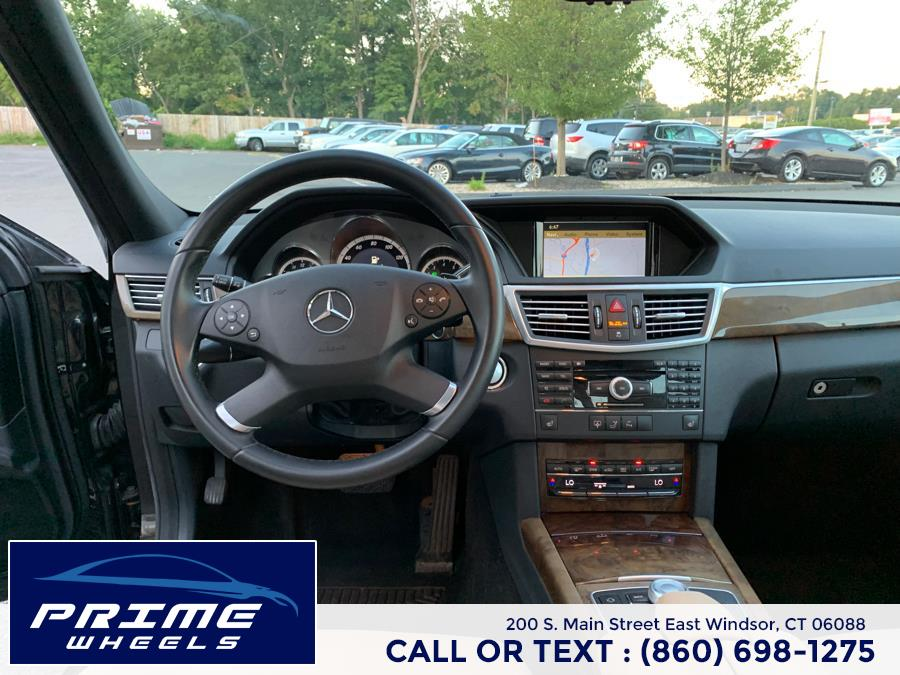 Used Mercedes-Benz E-Class 4dr Sdn E350 Luxury 4MATIC 2010   Prime Wheels. East Windsor, Connecticut