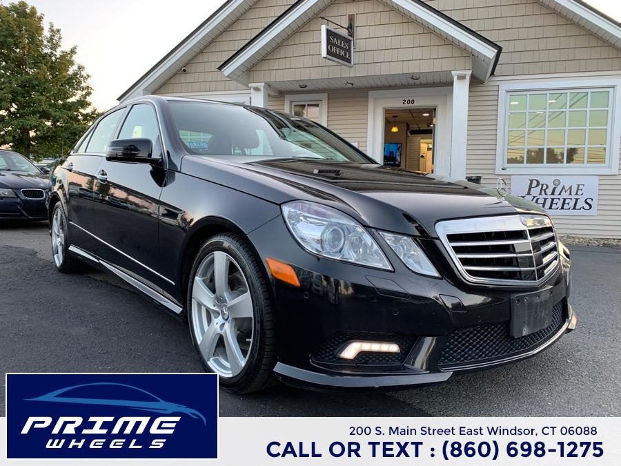 Used 2010 Mercedes-Benz E-Class in East Windsor, Connecticut | Prime Wheels. East Windsor, Connecticut
