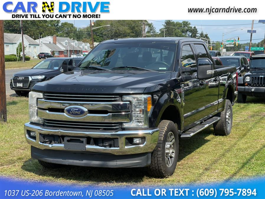 Used Ford F-250 Sd Lariat Crew Cab 4WD 2017   Car N Drive. Bordentown, New Jersey