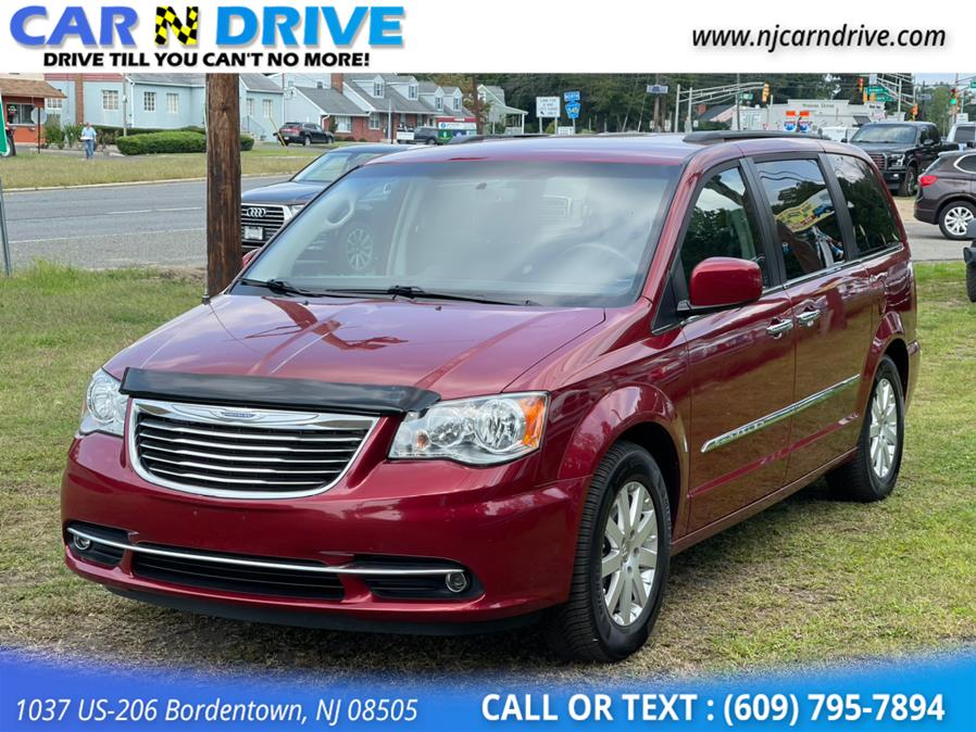 Used Chrysler Town & Country Touring 2016 | Car N Drive. Bordentown, New Jersey