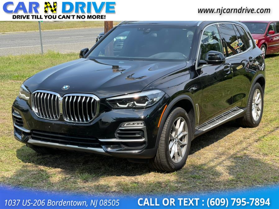 Used BMW X5 xDrive40i 2019   Car N Drive. Bordentown, New Jersey