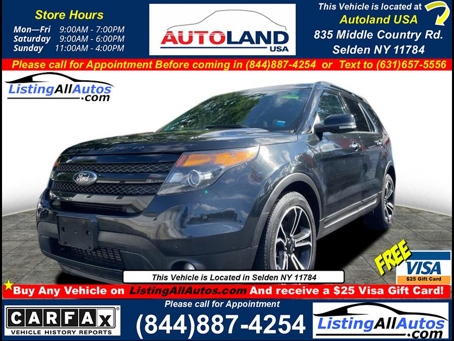 Used 2013 Ford Explorer in Patchogue, New York | www.ListingAllAutos.com. Patchogue, New York