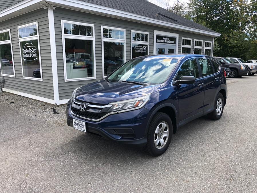 Used Honda CR-V AWD 5dr LX 2015   Rockland Motor Company. Rockland, Maine