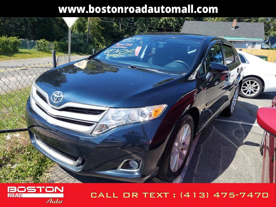 Used Toyota Venza LE 2014 | Boston Road Auto. Springfield, Massachusetts
