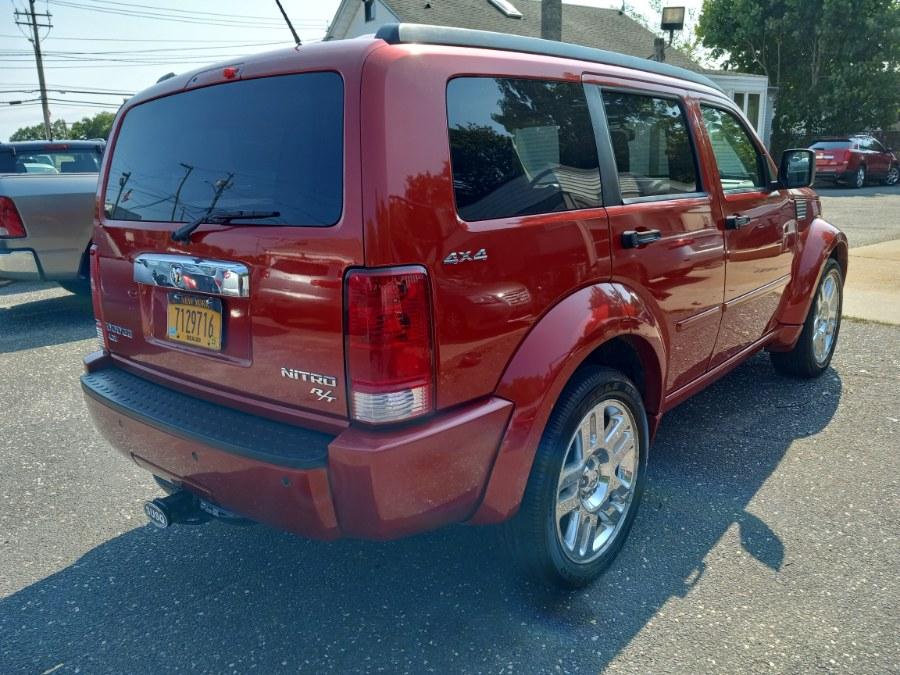 Used Dodge Nitro 4WD 4dr R/T 2009 | Romaxx Truxx. Patchogue, New York