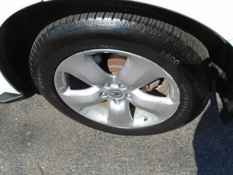 Used Acura RDX AWD 4dr Tech Pkg 2007 | Jim Juliani Motors. Waterbury, Connecticut